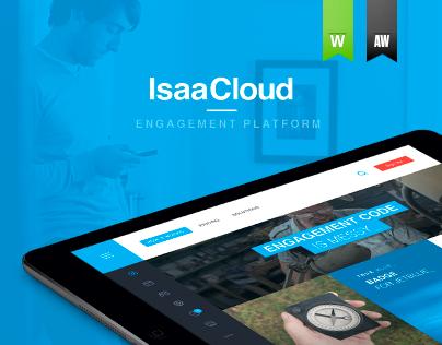 IsaaCloud  - Engagement Platform