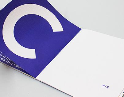 Catalogue, Wayfinding