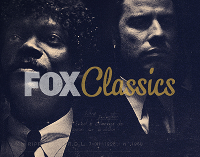 Fox Classics / Pitch