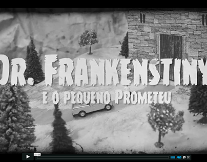 Workshop: Dr. Frankenstiny and the Tiny Prometheus
