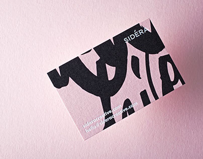 Sidera Creative Business Card