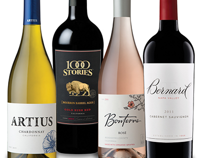 Wine Packaging Brand Extensions and Private Labels