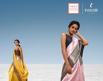 Palam Silks x Vogue Wedding