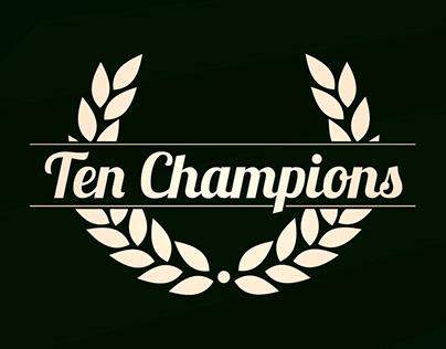 Ten Champions