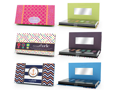 Charming Charlie - Spring 2015 Eye Shadow Palettes