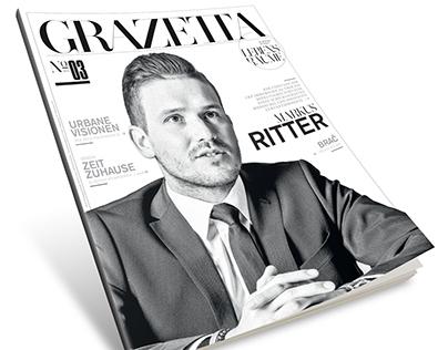 GRAZETTA - Magazine