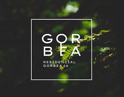 Diseño de marca - Logotipo - Residencial Gorbea 16