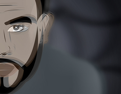 Adobe Photoshop Cartoon effect