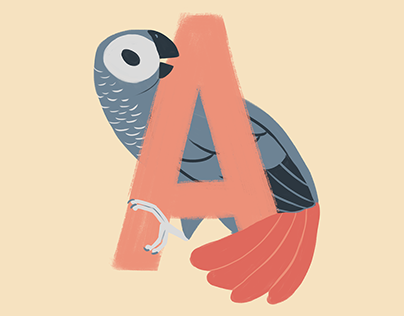 Endangered Animal Alphabet