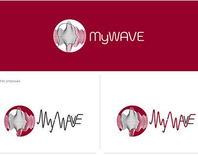 MyWave Logo & Brochure Design