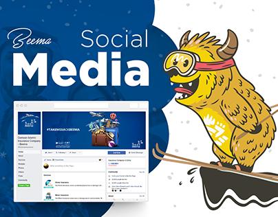 Social Media for Beema