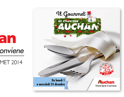 Auchan - Catalogo Gourmet 2014