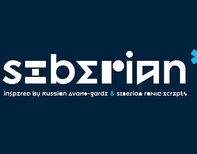 Siberian- FONT FREE
