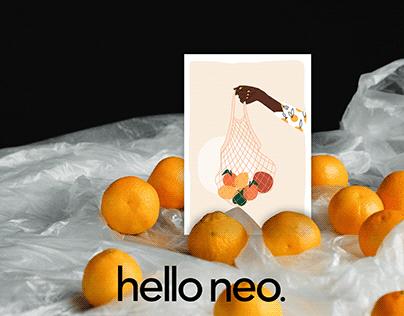 Hello Neo I Cards