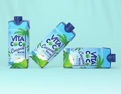 Vita Coco Packaging Update