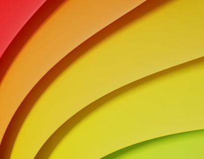 4K Colors & Shapes