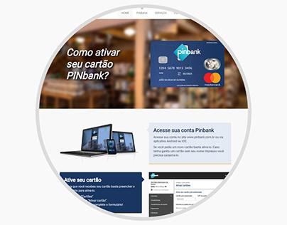 Landing Page PINbank