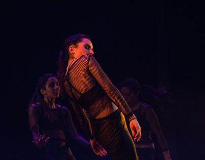 Muestra de la academia de baile Feel The Beat