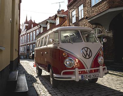 """The Beloved Camper - Volkswagen T1 """"Samba"""""""