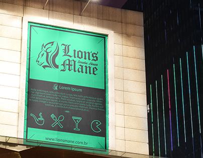 Conceito Visual - Lion's Mane