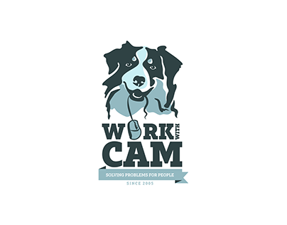 Logo and Business card design for Work with Cam