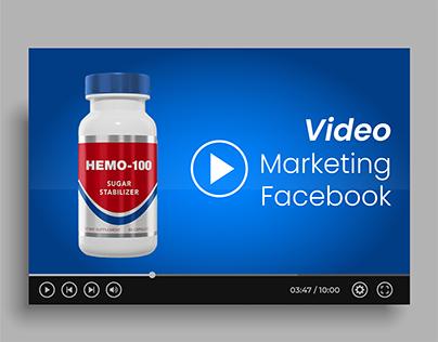 Edición de Videos - Producto Hemo - 100 - Campaña FB