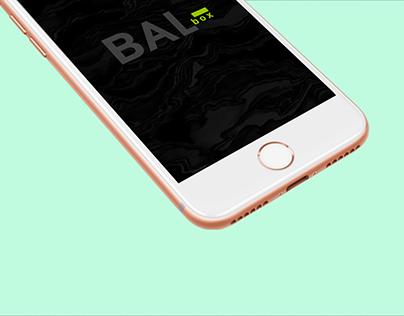 BALBOX-UI/UX DESIGN
