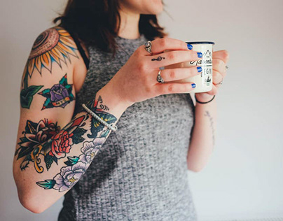 Tattoo care cream