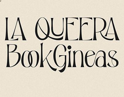Stylish Serif Typeface