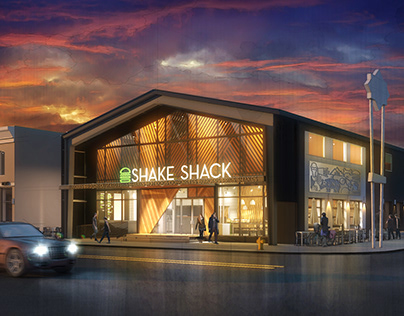 Shake Shack: Store Visualization