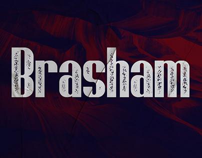Brasham Font Family
