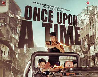 ONCE UPON A TIME 1ST POSTER