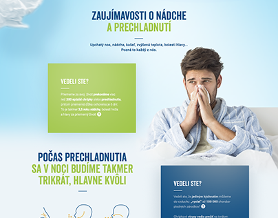 TEVA Nasal Duo Active – Campaign Microsite
