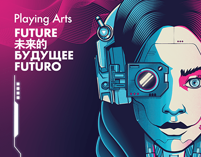 Playing Arts - FUTURE - 5♣