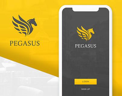 Mobile UI Design For Restaurants & Events Reservations