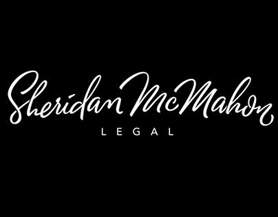 Sheridan McMahon Wordmark