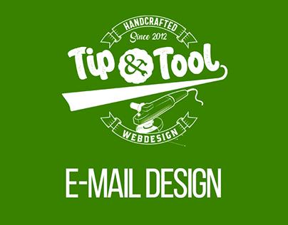 E-mail design
