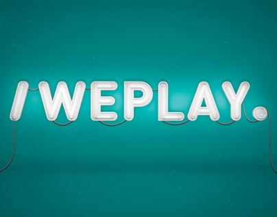 /WEPLAY. Corporate Identity