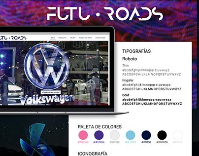 FUTUROADS Web Design