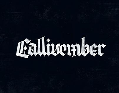 Callivember 2019 / Best works