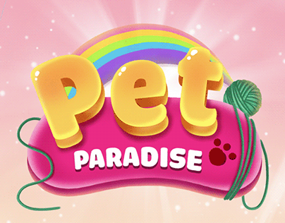 PET PARADISE - match 3 game mobile
