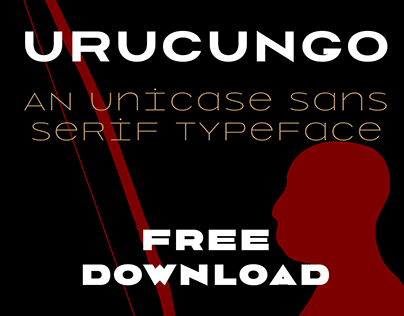 Urucungo - Free Typeface