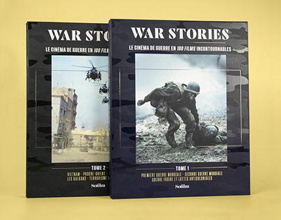 War Stories - editorial design