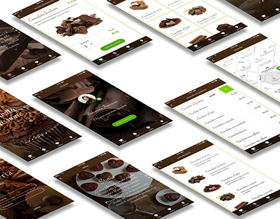 Cioccoleria Application Mobile