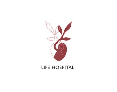 Life Hospital Logo