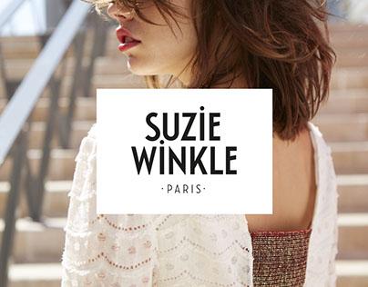 Suzie Winkle - Re-Branding