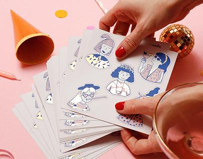 Sticker Collaboration