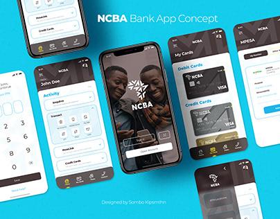 NCBA Bank App Concept