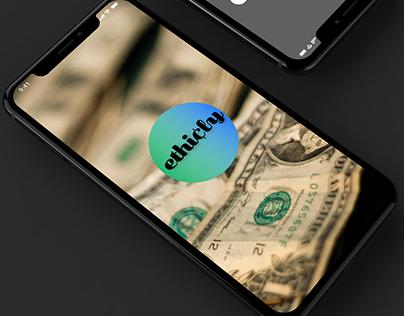 ethi¢ly - An app for ethical spending