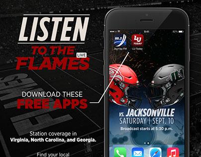 LFSN Sports Network - Broadcast Social Media Ads